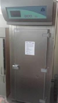 [18M] Potestowy automat chłodniczo-garowniczy KOMA SDCC-1P/W Populair