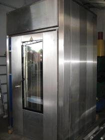 [027] Piec obrotowy HEIN LUXROTOR LR-86-H-D 60/80, Bakmatic