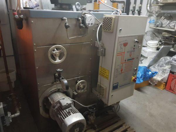 [055] Używany kocioł termo-olejowy KO 160