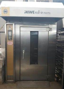 [043] Rotary oven MIWE roll-in RI/FO 60/100, no. 43 400-96 (F)