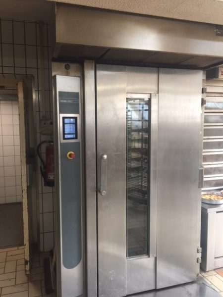 [056] HEUFT Vulkan Thermo-Roll oven VTR 08.19,0.09