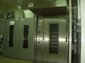 [037] Heuft Vulkan Thermo-Roll Oven 08.12,5.10 for 2 racks