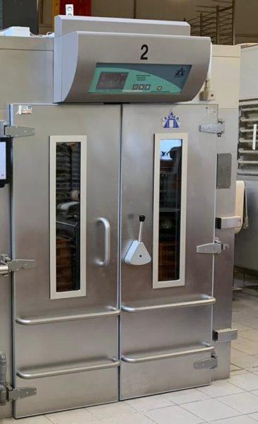 [36M] Automat chłodniczo-garowniczy KOMA CDS-1-148-180-360/JMQ