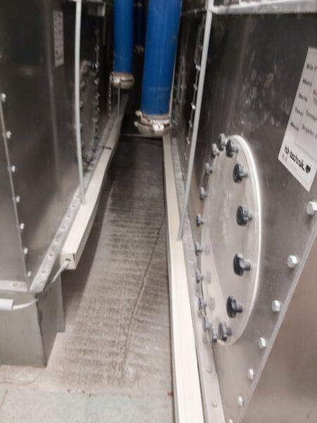 [45M] Używane silosy HB Technik