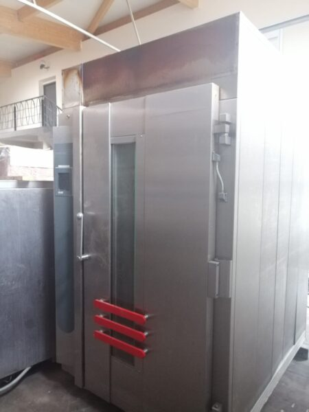 [066] HEUFT Vulkan Thermo-Roll oven VTR 08.12,5.10, production year 2015
