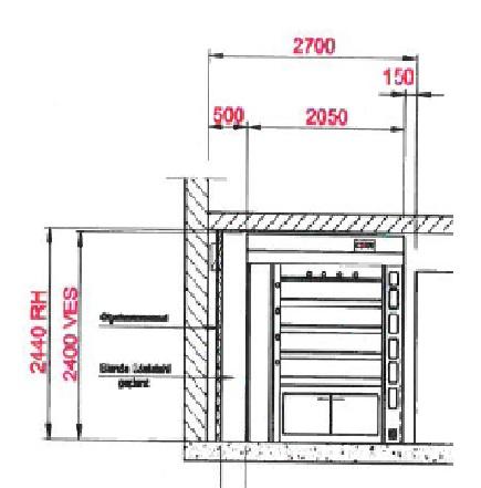 [083] Piec kamienny HEUFT typ VES20804